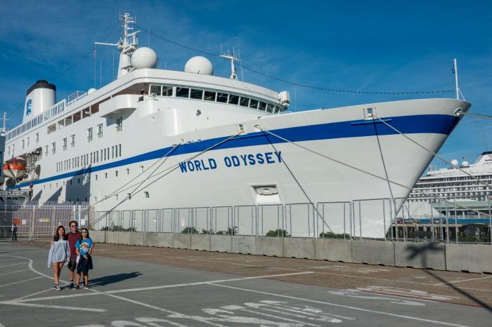 World Odyssey - New Years Visit!